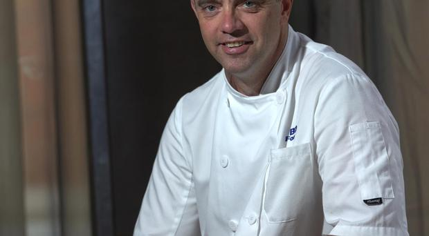 Alastair Fullerton is the new head chef of the Fitzwilliam Hotel in Belfast