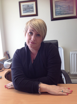 Michaela Chambers is a manager at Funeral Services Northern Ireland