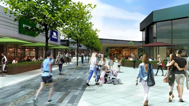 How the new look Junction One will look following the redevelopment