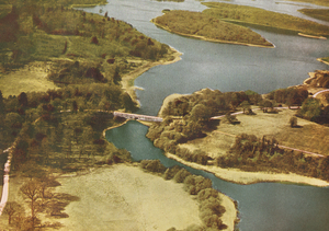 A view of Lower Lough Erne
