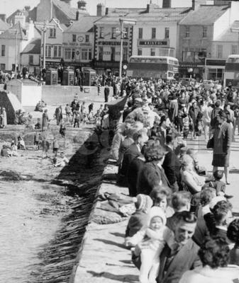 Bangor seafront - date unknown