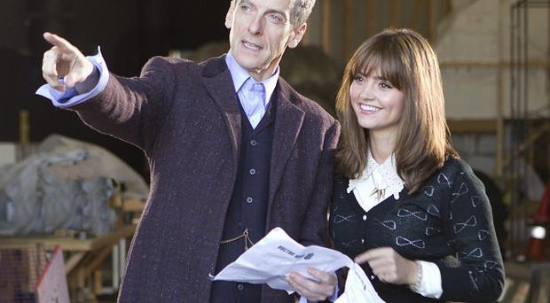 Doctor Who stars Peter Capaldi and Jenna Coleman are set for a world tour