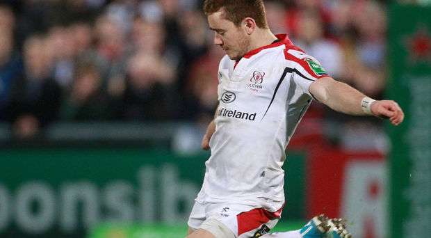 Ulster out-half Paddy Jackson will be forced to sit out the Guinness PRO12 clash with Glasgow
