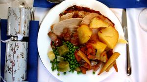 In 2018 Christmas dinner cost £25.35, for example, whereas the Yuletide meal would have set you back £57.92 in 1975