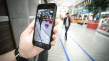 Silverburn Shopping Centre has introduced special lanes for Pokemon Go players (Silverburn/PA Wire)