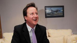 The polls failed to predict David Cameron's election victory