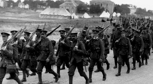 Ministers are working on plans to commemorate the anniversary of the Christmas truce during the First World War