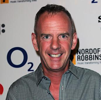 Fatboy Slim, aka Norman Cook, will become the first DJ to perform in the House of Commons