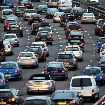 Belfast, Brighton, London, Manchester, Leicester, Sheffield, Liverpool and Newcastle have all seen their congestion levels rise