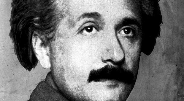 A collection of letters written by Albert Einstein have been sold at auction