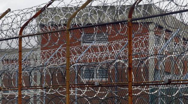 Officials say that former inmate Matthew Matagrano used phony credentials to get into multiple jails, including Rikers Island (AP)