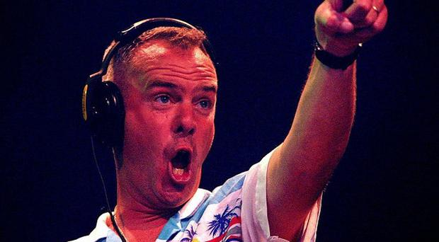 Fatboy Slim said playing the House of Commons was going to be 'amazing'