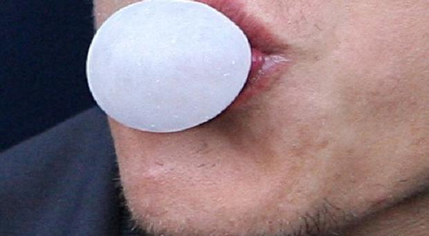 Chewing gum helps people concentrate, a University of Cardiff study found
