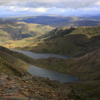 Climber Mark Roberts was injured in a fall while on an expedition on Snowdon