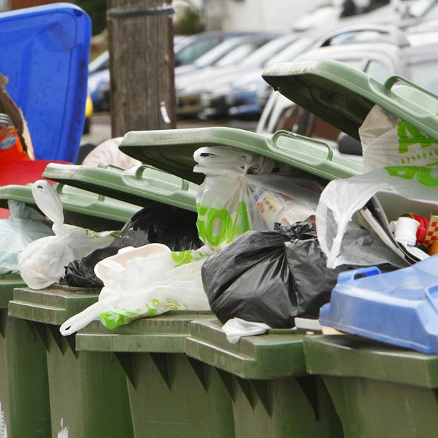 A council is reviewing staff toilet arrangements for refuse crews