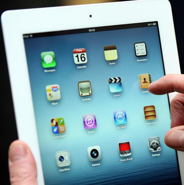 An eight-year-old boy has racked up a thousand pound bill on his parents' iPad