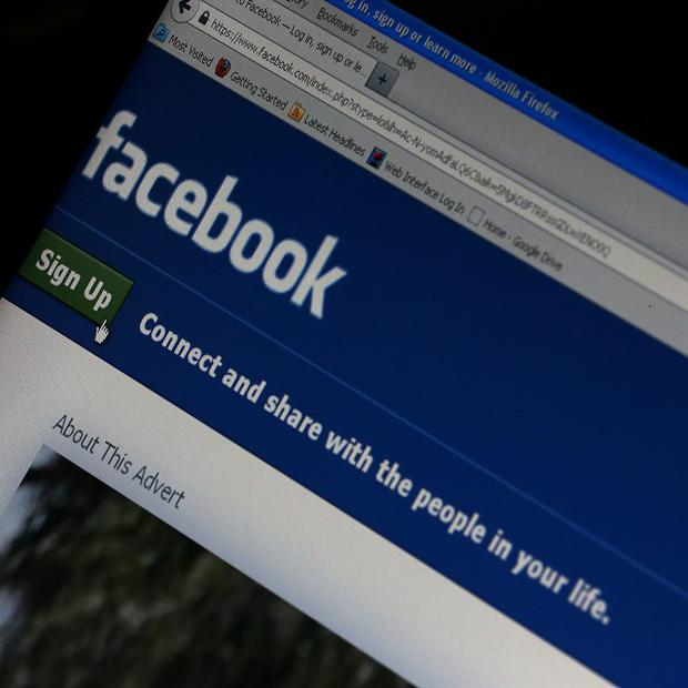 Nearly nine in 10 Facebook users look at their own wall posts when they are feeling low, according to a new study