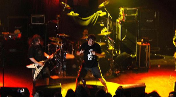Napalm Death were due to play an experimental one-off show at the Victoria and Albert Museum