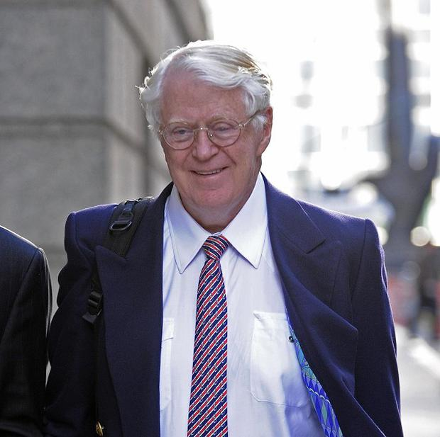 Florida energy magnate William Koch arrives at Manhattan federal court (AP)