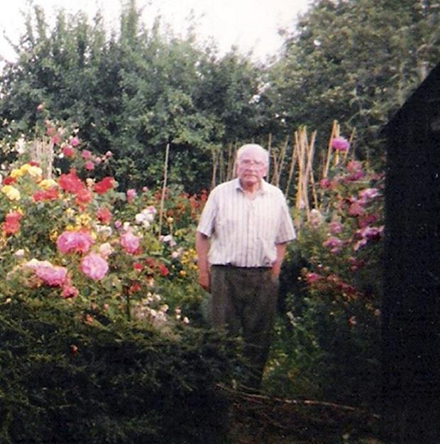 Ralph Hoare is said to be Britain's oldest gardener(Deliberate PR/PA)