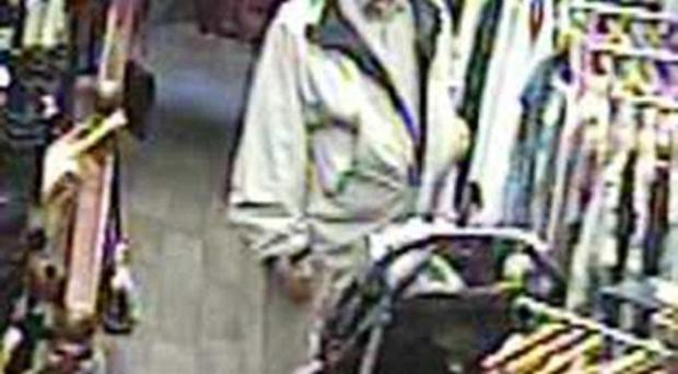 Kenneth Fletcher, 72, stole an iPhone which was being held by a baby girl (Lancashire Constabulary/PA Wire)