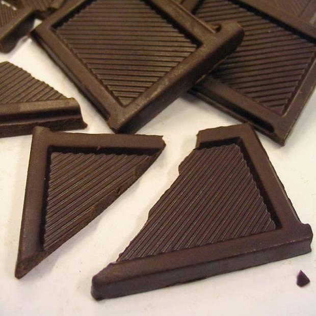 Scientists have come up with a way to cut half the fat from chocolate