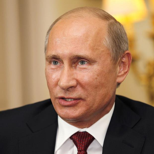 Russian President Vladimir Putin's name was mistakenly put on a list that could have seen him arrested in Finland