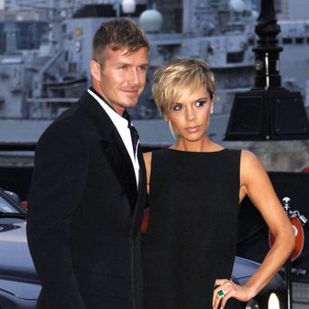 David and Victoria Beckham's accents have changed while living in America, researchers claim