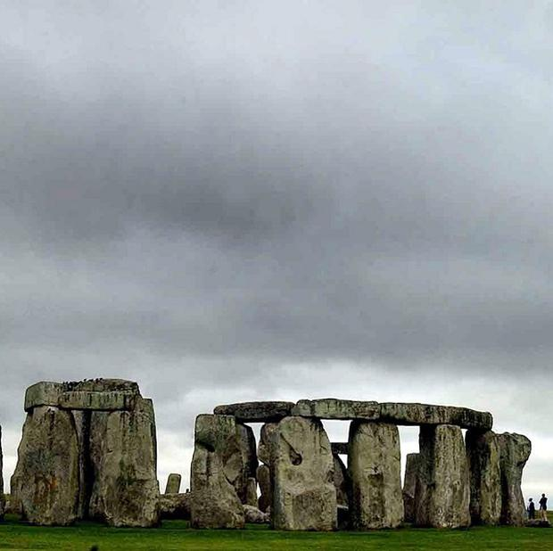 A druid leader is calling for fake human remains to be put on display at Stonehenge instead of real ones