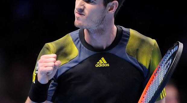 Returning a 140mph serve by Andy Murray requires clairvoyance as well as skill, researchers said