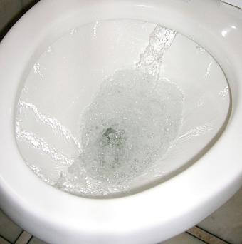 Flushing wet wipes downthe toilet is causing sewage blockages, officials warn