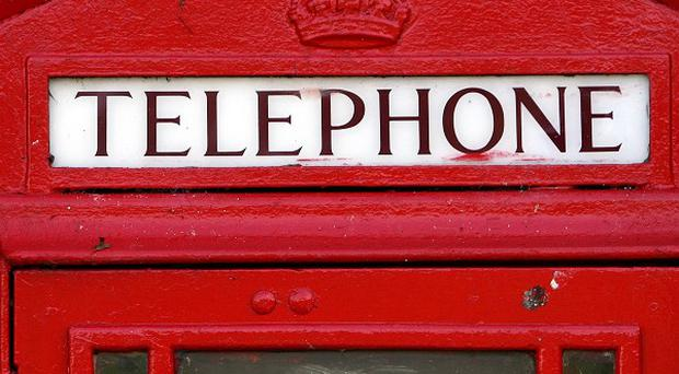 A 'twinning' ceremony is to take place between phone boxes situated 150 miles apart