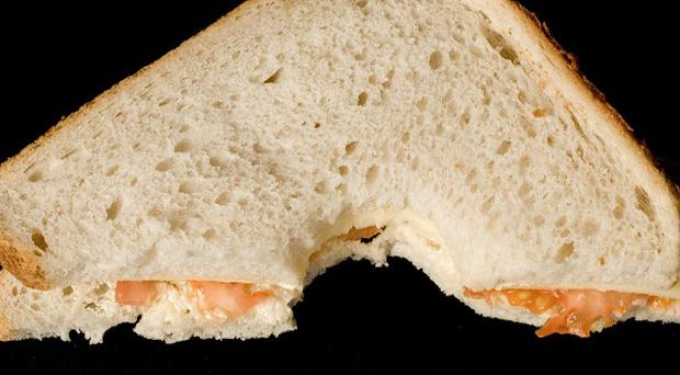 Hundreds of sandwich-makers gathered in Salford in a bid to set a new world record