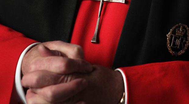 The original ring and a historic cross worn by the Moderator of the General Assembly went missing from Edinburgh Airport last month