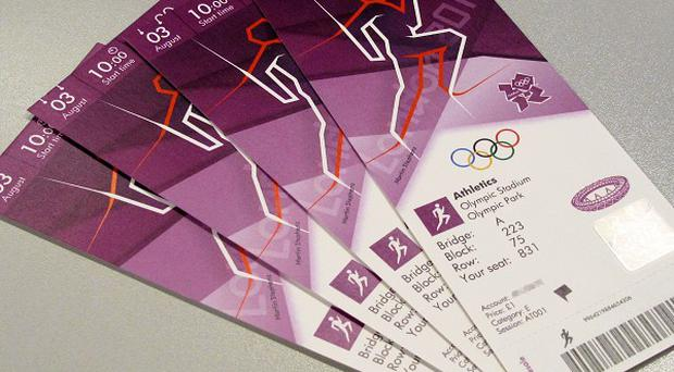 Supplying Olympic tickets was just one of the unusual requests made to British consular staff
