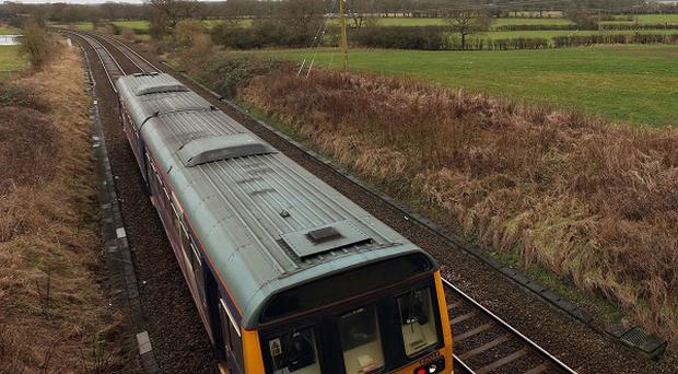 MP Tom Greatrex called for a universal term to be used by conductors for train station stops