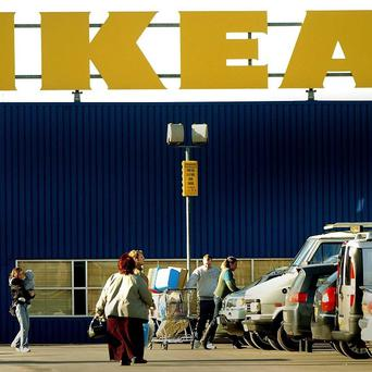 Ikea is buying a wind farm to power its stores in Belfast and Dublin