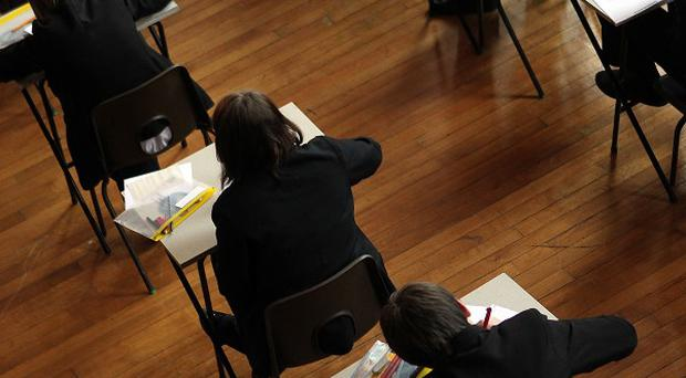 Chloe Ghent, 16, the last of the siblings to finish school, is about to take her GCSEs