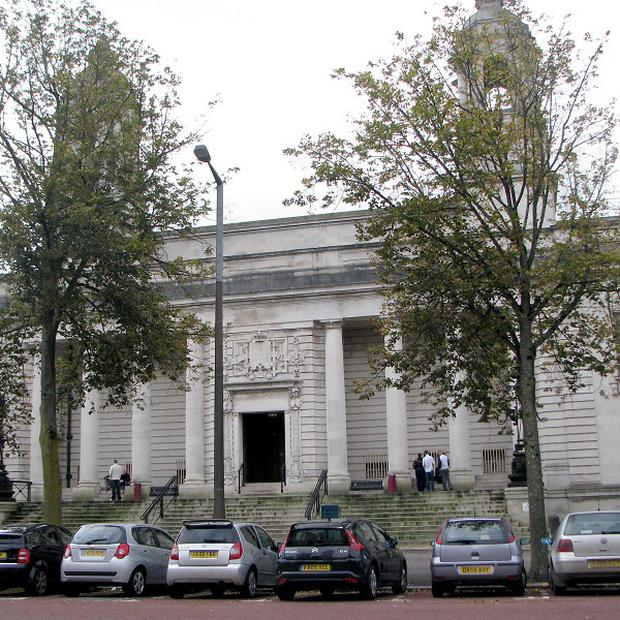 Simon Redclift admitting two drug-related charges at Cardiff Crown Court
