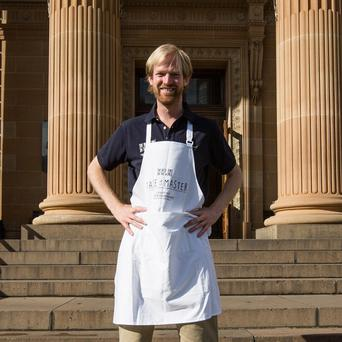 Rich Keam has secured a job which will see him eat his way around Western Australia working as a taste master (Tourism Australia/PA)