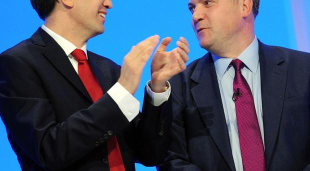 Ed Miliband revealed both he and Ed Balls have dated BBC journalist Stephanie Flanders