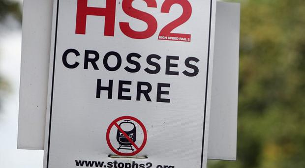 A Labour peer suggested that HS2 could be unnecessary in 20 years' time, when people may be able to appear at meetings as holograms