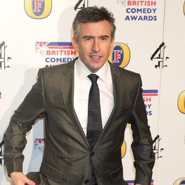 Steve Coogan plays Alan Partridge in the new movie