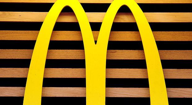 McDonald's said the company does not ban roadworthy mobility scooters from using drive-through lanes
