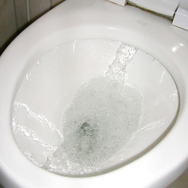 A man in New York is now too scared to flush after his toilet exploded in his face