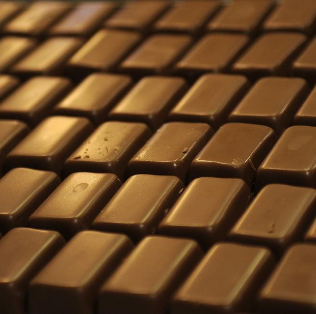 Chocolate was first advertised in England in around 1640 as an exotic drink, experts say