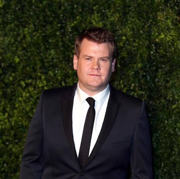 James Corden has confessed that all his singing vocals are dubbed in new movie One Chance in which he plays Britain's Got Talent winner Paul Potts