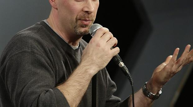 Vince Sicari has resigned from his position as a judge after a court ruled he cannot also be a stand-up comedian. (AP Photo/Frank Franklin II, File)