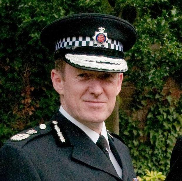 Essex Police Chief Constable Stephen Kavanagh has warned officers that taking sickies because they have a hangover is not acceptable