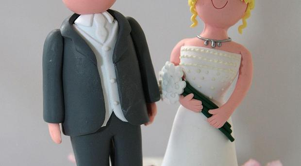 A groom only noticed he had left his new wife behind after two-and-a-half hours on the road